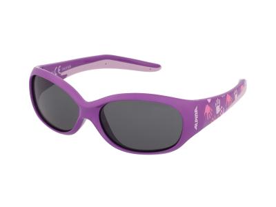Sonnenbrillen Alpina Flexxy Kids Purple Rose