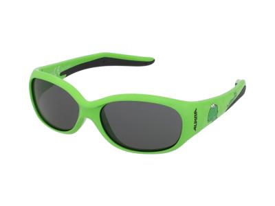 Sonnenbrillen Alpina Flexxy Kids Green Dino