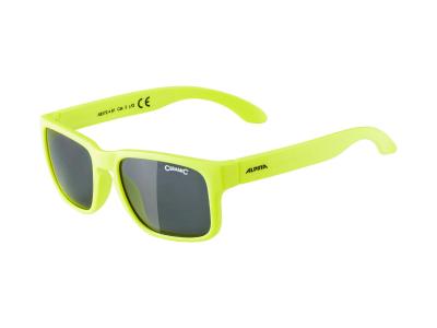 Sonnenbrillen Alpina Mitzo Neon Yellow