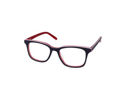 Computerbrillen ohne Stärke Computer-Brille Crullé Kids 2760 C1