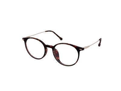 Computerbrillen ohne Stärke Computer-Brille Crullé S1729 C3