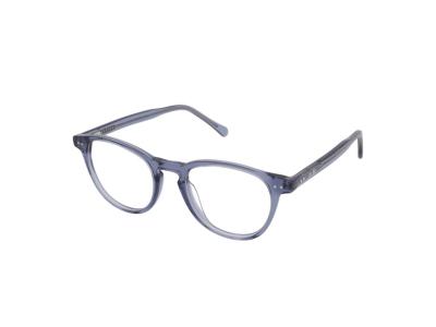 Computerbrillen ohne Stärke Computer-Brille Crullé Clarity C4