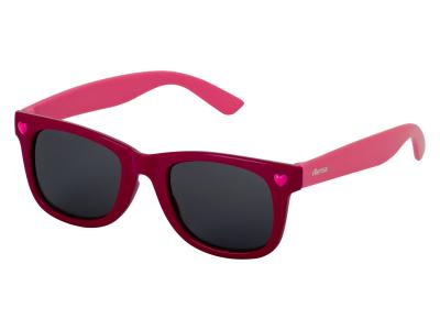 Sonnenbrillen Kinder Sonnenbrille Alensa Red Pink