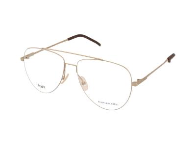 Brillenrahmen Fendi FF M0048 01Q