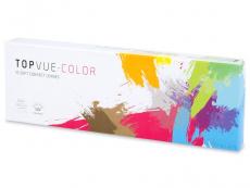 Farblinsen - TopVue Color Tageslinsen - ohne Stärke (10Linsen)