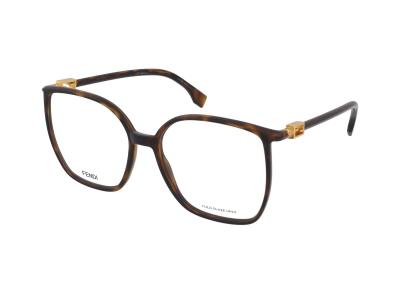Brillenrahmen Fendi FF 0441 086