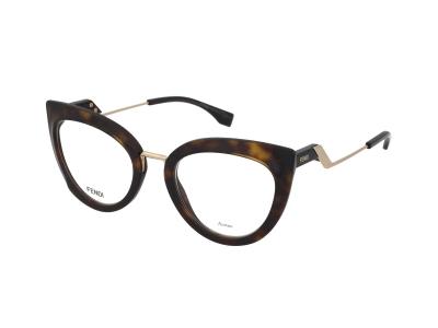 Brillenrahmen Fendi FF 0334 086
