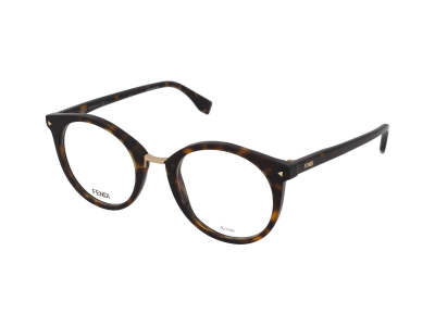Brillenrahmen Fendi FF 0350 086
