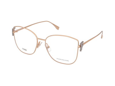 Brillenrahmen Fendi FF 0390/G DDB