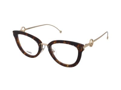Brillenrahmen Fendi FF 0417 086