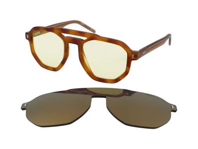 Sonnenbrillen Hugo Boss HG 1113/CS C9B/HO + JO