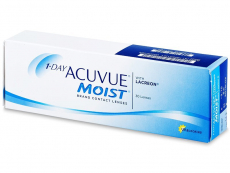 Kontaktlinsen Johnson and Johnson - 1 Day Acuvue Moist (30 Linsen)