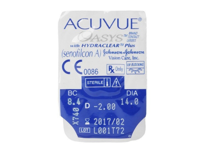 Acuvue Oasys (6 Linsen)