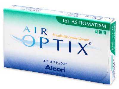 Air Optix for Astigmatism (3 Linsen) - Älteres Design