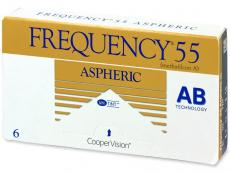 Monatslinsen - Frequency 55 Aspheric (6Linsen)