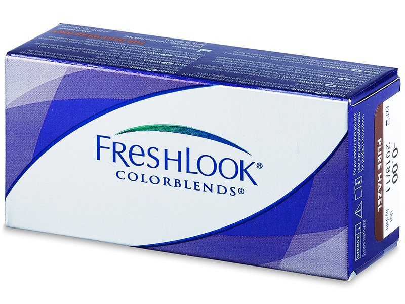 FreshLook ColorBlends - ohne Stärke (2 Linsen) - Coloured contact lenses - Alcon
