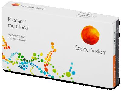 Proclear Multifocal (3Linsen)