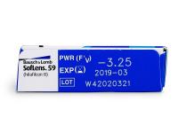 SofLens 59 (6Linsen) - Vorschau