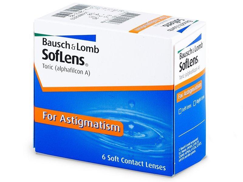 Soflens Toric (6Linsen) - Torische Kontaktlinsen