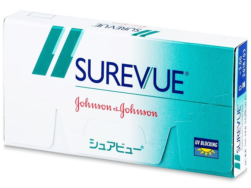 Surevue (6 Linsen) - Monatslinsen - Johnson and Johnson