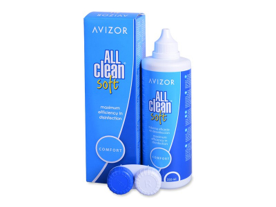 Pflegemittel Avizor All Clean Soft 350 ml  - Reinigungslösung