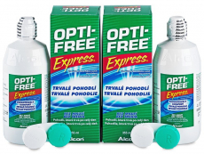 Pflegemittel Opti-Free - OPTI-FREE Express 2 x 355 ml