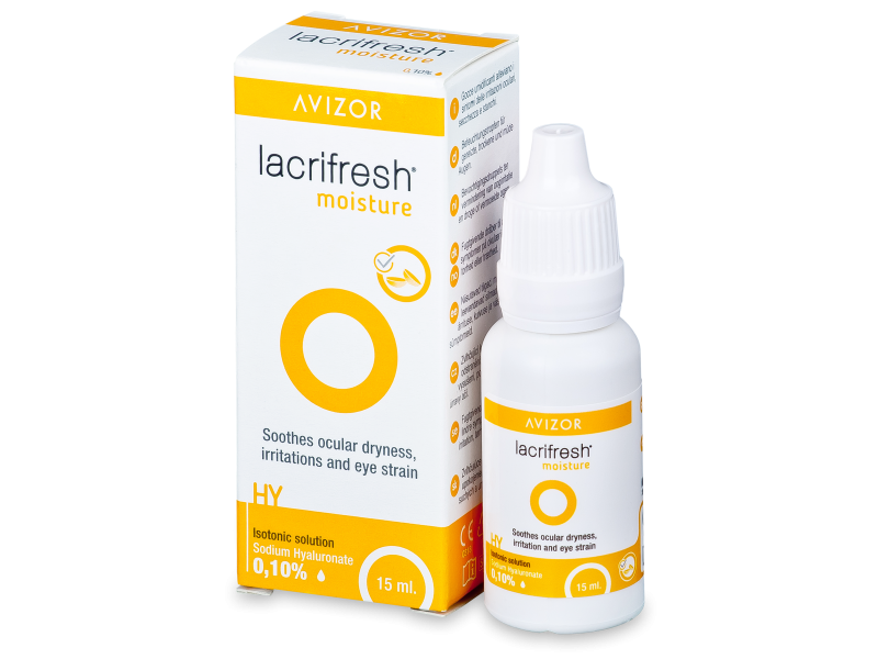 Avizor Lacrifresh Moisture 15ml  - Älteres Design