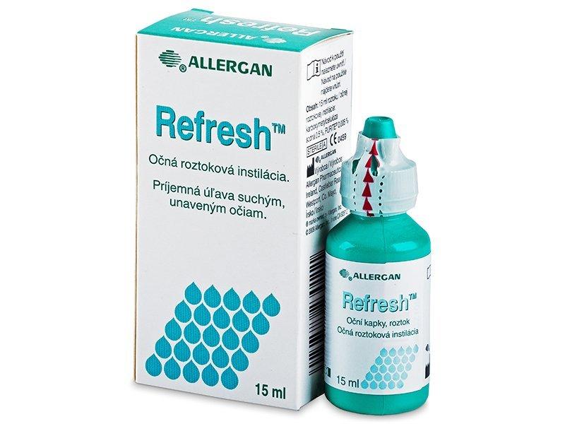 Refresh 15ml  - Augentropfen - Allergan