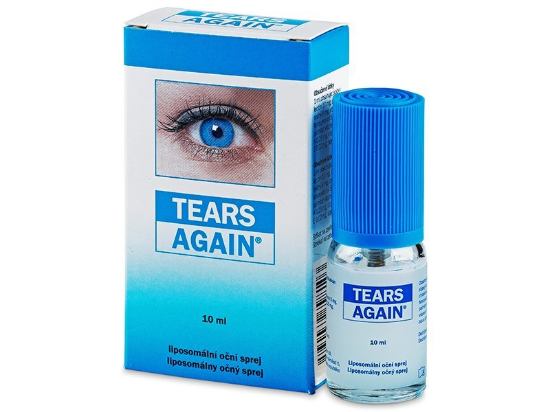 Augenspray Tears Again 10 ml  - Eye spray
