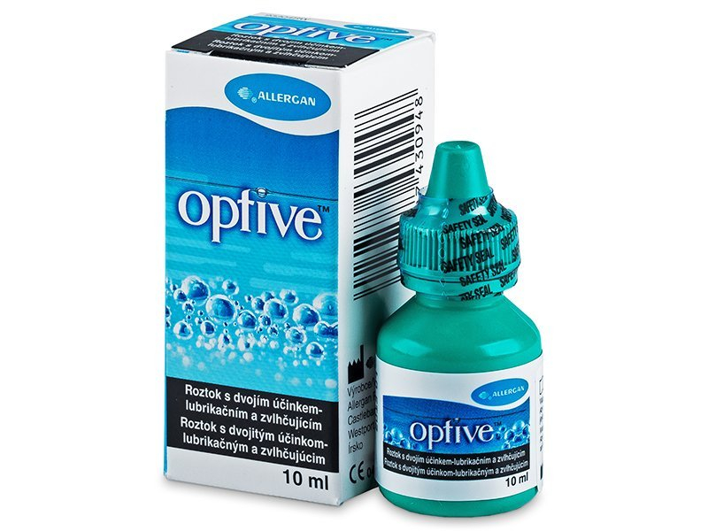 OPTIVE 10 ml  - Augentropfen - Allergan