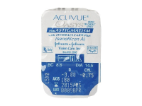 Acuvue Oasys for Astigmatism (6Linsen) - Blister Vorschau