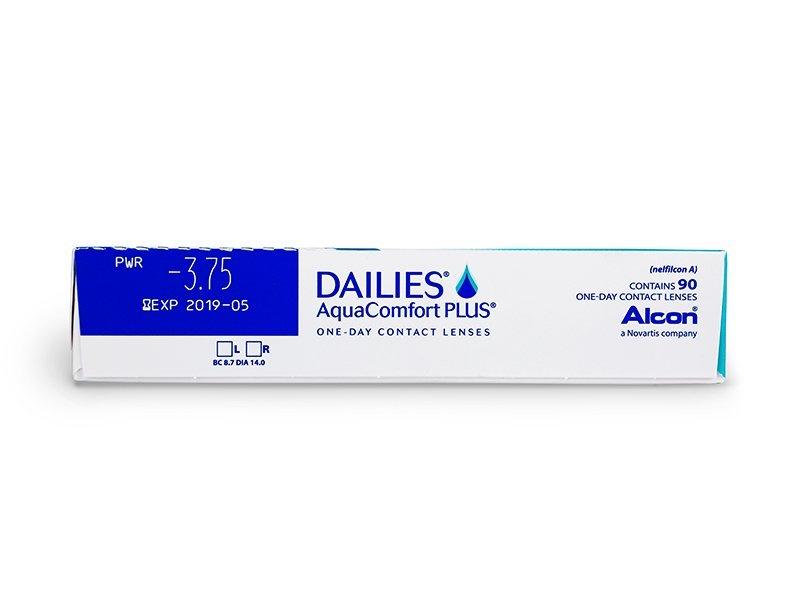 Dailies AquaComfort Plus (90Linsen) - Vorschau