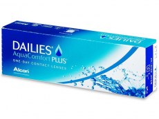 Kontaktlinsen Alcon (Ciba Vision) - Dailies AquaComfort Plus (30Linsen)