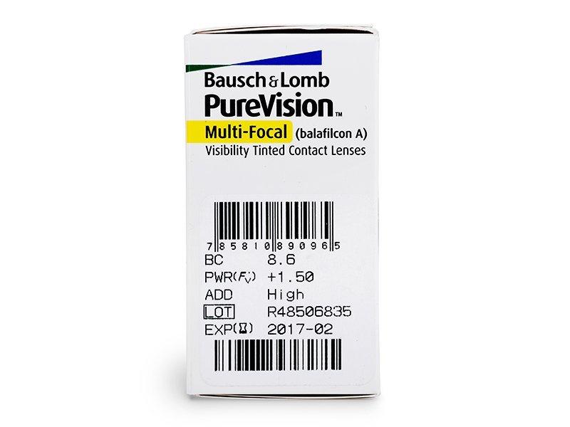 PureVision Multi-Focal (6Linsen) - Vorschau