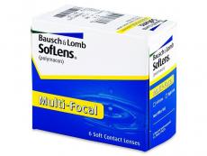 Kontaklinsen Bausch&Lomb - SofLens Multi-Focal (6Linsen)