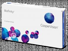 Kontaktlinsen online - Biofinity (6Linsen)