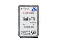 Biofinity (6Linsen) - Blister Vorschau
