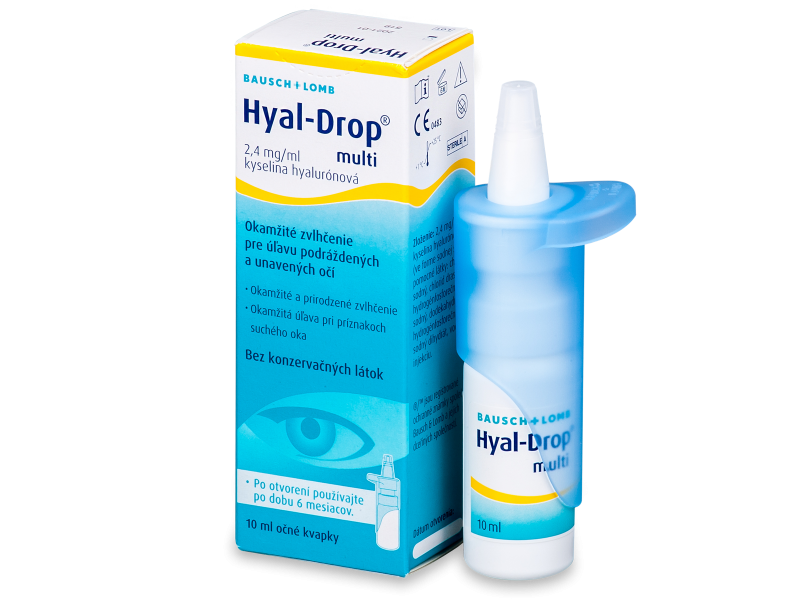 Hyal-Drop Multi 10ml  - Augentropfen