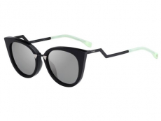 Sonnenbrillen Cat Eye - Fendi FF 0118/S AQM/UE