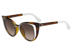 Sonnenbrillen Cat Eye - Fendi FF 0136/S NY2/J6