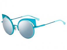 Sonnenbrillen Extravagant - Fendi FF 0177/S W5I/T7