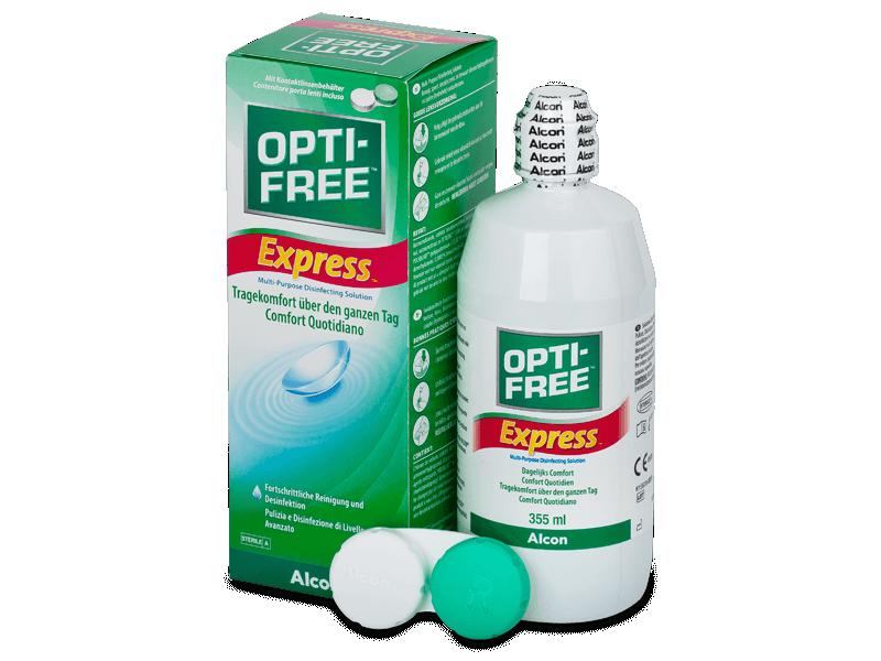 OPTI-FREE Express 355ml  - Reinigungslösung