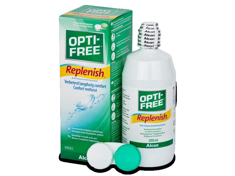 OPTI-FREE RepleniSH 300ml  - Reinigungslösung