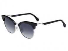 Sonnenbrillen Browline - Fendi FF 0229/S 807/9O