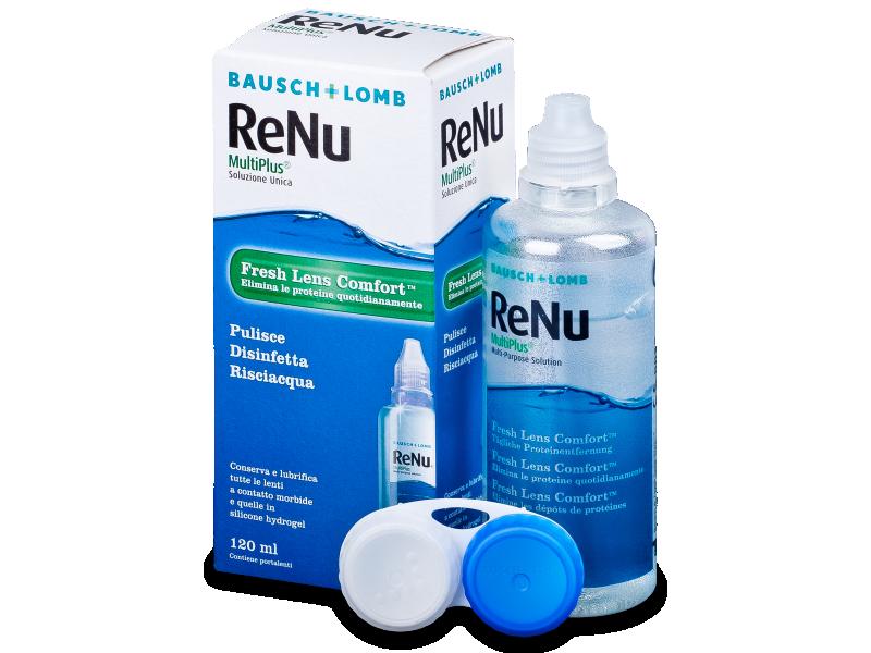ReNu MultiPlus 120ml  - Reinigungslösung