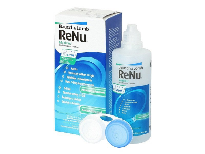 ReNu MultiPlus 120 ml  - Älteres Design