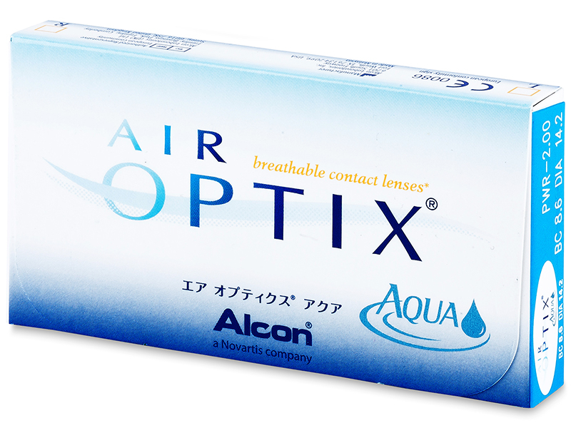 Air Optix Aqua (6 Linsen) - Älteres Design