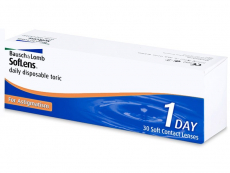 Kontaktlinsen Bausch and Lomb - SofLens Daily Disposable Toric (30 Linsen)