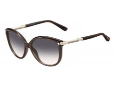 Sonnenbrillen Extragroß - Jimmy Choo GIORGY/S QD3/9C