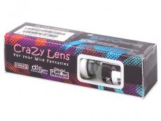 Kontaktlinsen MaxVue Vision - Crazy GLOW (2Linsen)
